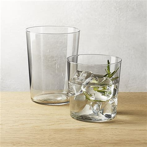 Marta Smoke Barware Cb2