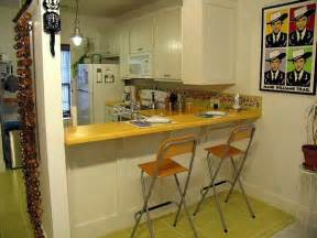 bar ideas for kitchen small kitchen with bar design ideas