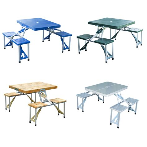 compact folding cing table cing table and bench 28 images where can i buy folding