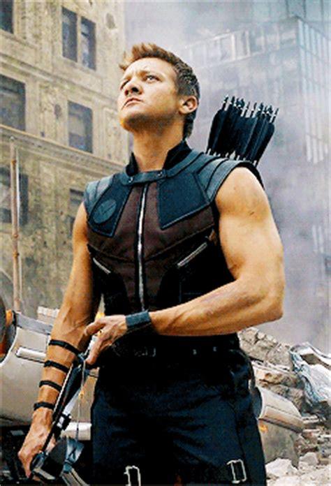 Mine Clint Barton Jeremy Renner Avengersedit