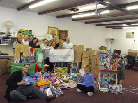 Shop N Drive Wiyung by Lenny S Friends With Wings Foundation Drive 2012