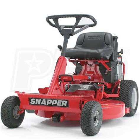 snapper 7800787 3317524bve 33 inch 17 5hp hi vac rear engine mower