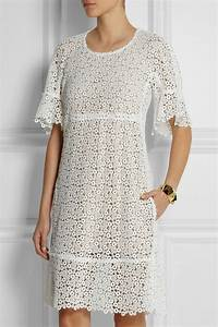 chloe robe en dentelle guipure looks pinterest With robe chloe