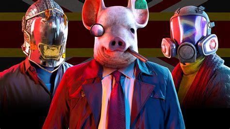 Watch Dogs: Legion PC Specs Revealed – Entertainment Focus