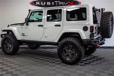 rubicon jeep 2018 2018 jeep wrangler rubicon recon unlimited white