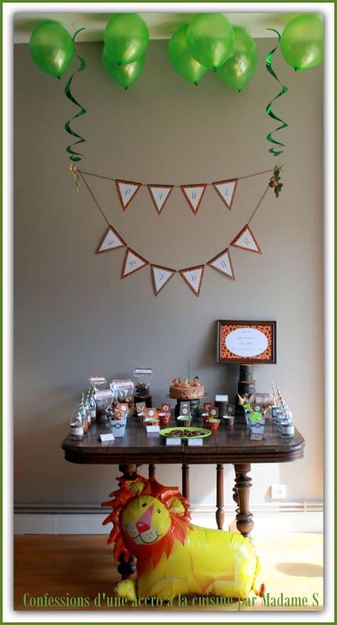 chambre theme jungle table thème jungle safari confessions d 39 une accro