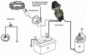small engine ignition switch wiring diagram wiring With starter switch