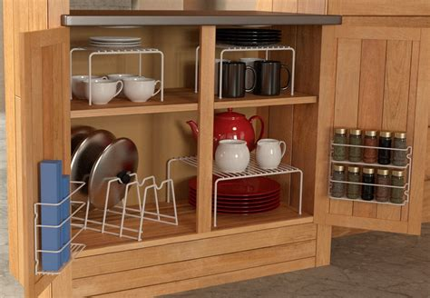 Plain Ideas Kitchen Cabinet Space Savers Saving For Making