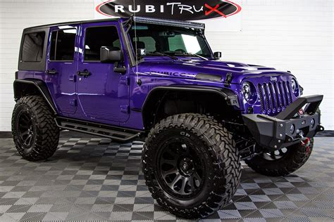 Wrangler Image by 2017 Jeep Wrangler Rubicon Unlimited Xtreme Purple