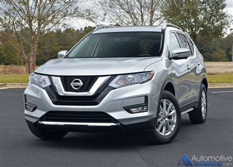 Reviews For Nissan Rogue by 2017 Nissan Rogue Sv Awd Review Test Drive