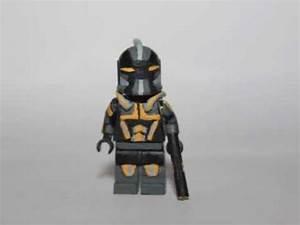 Star Wars Lego Custom Bounty Hunter: Entry 2 into ...