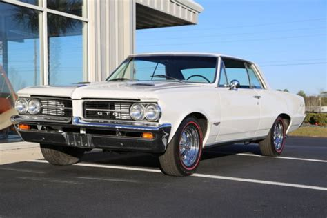 1964 Pontiac Gto Tri Power by 1964 Pontiac Gto 389 Tri Power For Sale Pontiac Gto