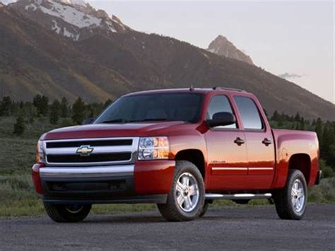 2007 Chevrolet Silverado 1500 Crew Cab  Pricing, Ratings