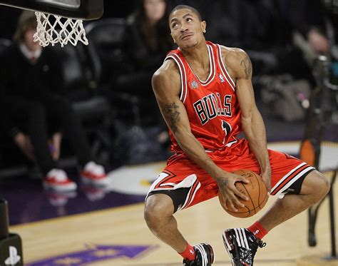 D Rose Is All In For Chicago Sportsastoldbyagirl