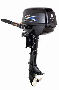 5hp Parsun Outboard Motor Long Shaft 4