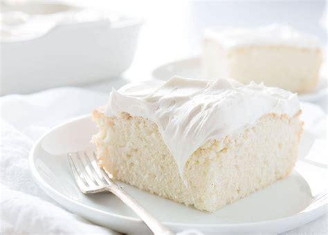 white snack cake   baker