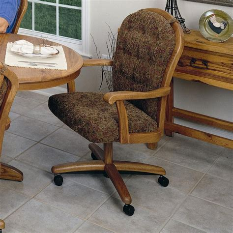kitchen chairs with wheels swivel kitchen chairs with casters photo 7 kitchen ideas