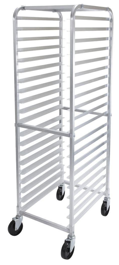 sheet pan rack heavy duty 20 tier rack for aluminum sheet pans lionsdeal