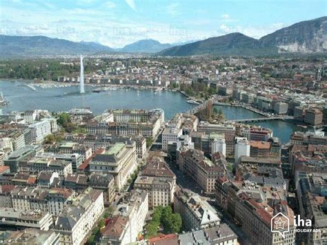 geneva appartments canton of geneva rentals for your holidays with iha direct