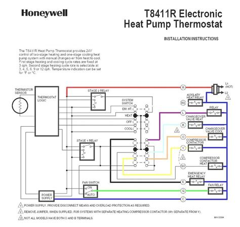 Heat Cool Thermostat Wiring by Excellent Trane Heat Thermostat Wiring Diagram