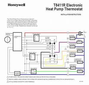 Excellent Trane Heat Pump Thermostat Wiring Diagram Thermostat   Thermostat Wiring Color Code