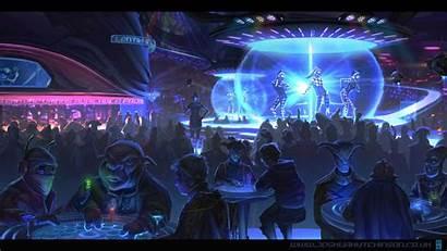 Underworld Deviantart Aesthetic Sci Fi Nightclub Concept