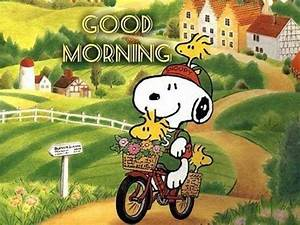 Good Morning Snoopy : good morning snoopy pictures photos and images for facebook tumblr pinterest and twitter ~ Orissabook.com Haus und Dekorationen