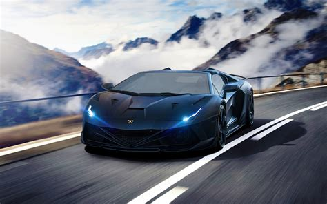 Lamborghini Aventador SupercarRelated Car Wallpapers
