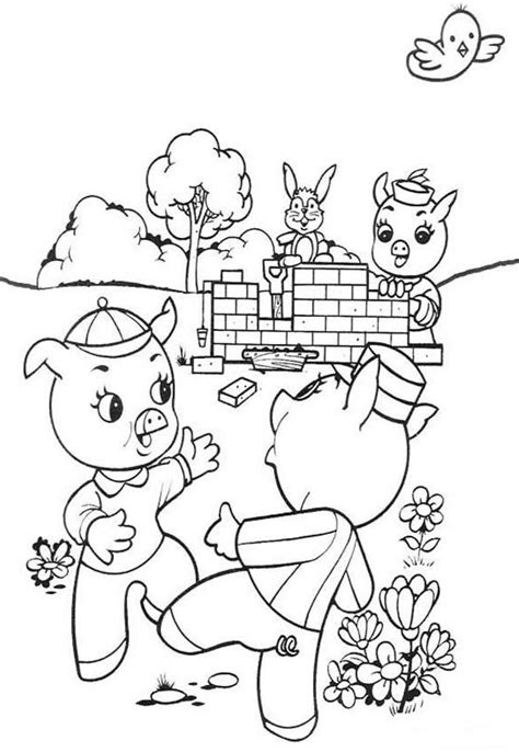 Pig Coloring Pages Coloring Pages To Print