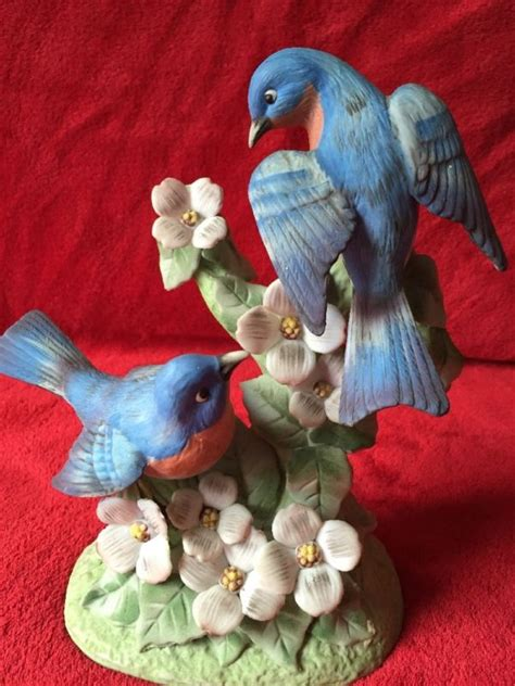 Beautiful Bird Owl Figurines Collectibles by Lefton Bird Figurine Shop Collectibles Daily