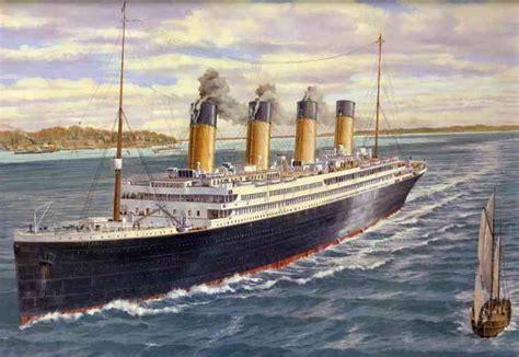 rms titanic simon fisher limited edition print
