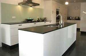 Prix Plan De Travail Cuisine : prix plan de travail granit cuisine modern aatl ~ Premium-room.com Idées de Décoration