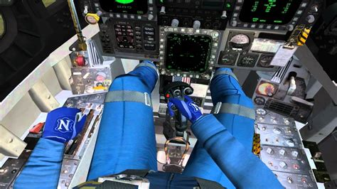 vba cockpit mod youtube