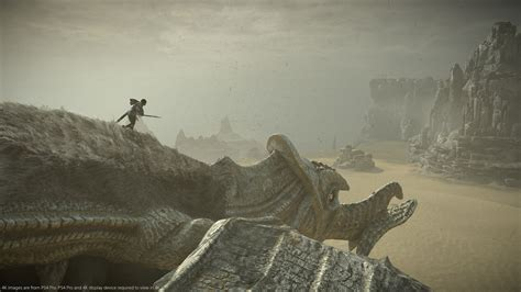 Shadow Of The Colossus Game Ps4 Playstation