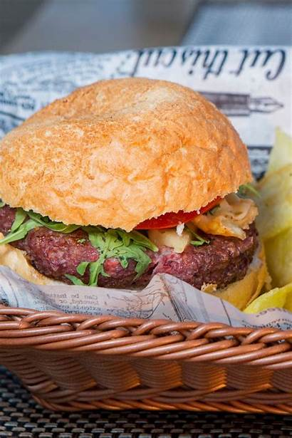 Burger Hamburger Appetizing Meat Iphone 4s Parallax