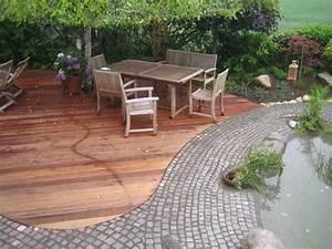 Gartengestaltung Mit Holz : holz im garten axel seifert gartengestaltung mit terrassendielen garten und bauen terrasse ~ One.caynefoto.club Haus und Dekorationen
