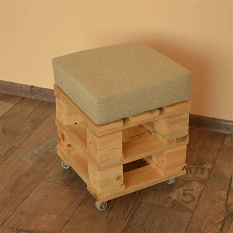 how to build an ottoman ottoman made from pallets 99 pallets