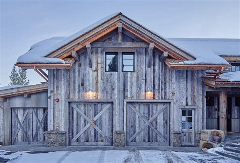 Home With Youthful Aesthetic by Mountain Rustic Home With Barn Aesthetic In Peaks