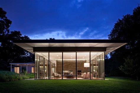 ranch house   york   transparent pavilion