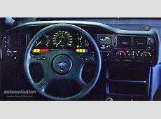 FORD Scorpio Sedan specs 1992, 1993, 1994 autoevolution