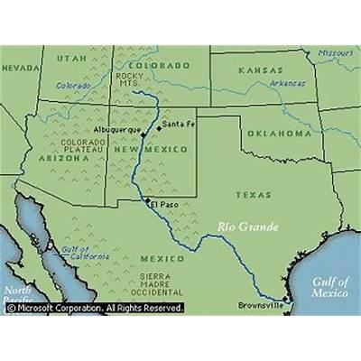 Rio Grande River On Map Peru Us Mega Dam Projects Threaten - Map of the rio grande river