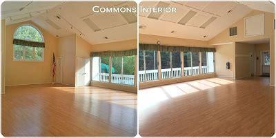 burke centre conservancy commons community center