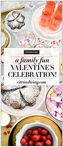 EASY AND FUN FAMILY VALENTINE'S DAY CELEBRATION!