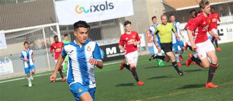 Manchester United Agree Deal To Sign Espanyol's Arnau