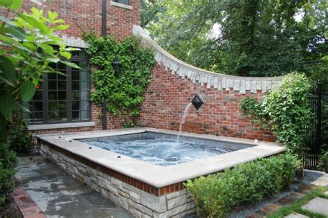 winnetka garden spa traditional pool chicago by