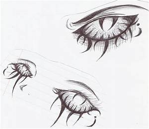 Information About Demon Eyes Drawing Yousense Info