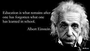 Albert Einstein Quotes On Education. QuotesGram