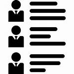 Icon Choose Data Workers Attendees Possible Icons