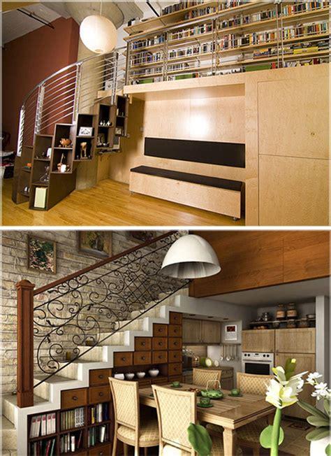 ide desain bawah tangga design interior  bawah tangga