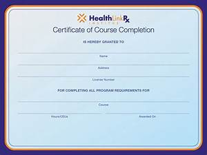 education ceu certificate template pictures to pin on With cpe certificate template